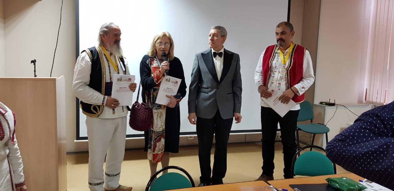 Priznanje Nenadu Janjetoviću u Moskvi