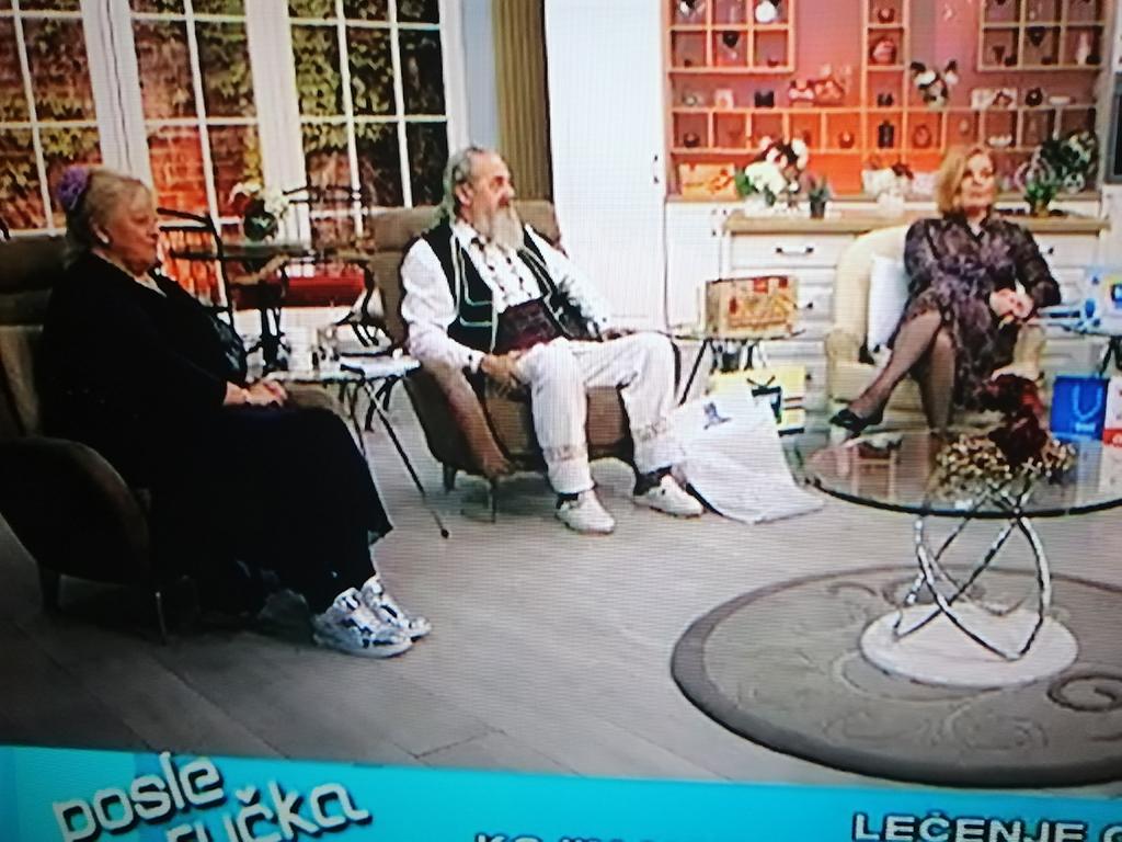"""Nenad Janjetović gostovao na TV """"Hepi"""""""