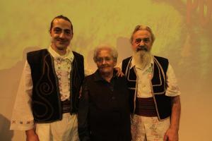 Bojan i Nenad janjetovic sa Jelkom Dojcinovic